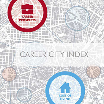 Career City Index: The Best Cities to Live and Work